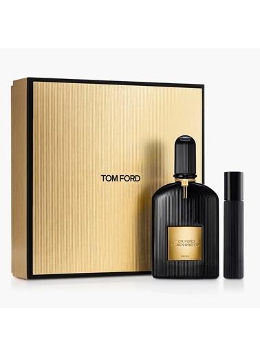 Tom Ford Tom Ford Black Orchid Edp 50 Ml+10 Ml Unisex Parfüm Seti Renksiz